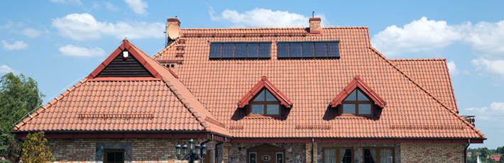 Cubiertas de edificios for Tipos de laminas para techos de casas