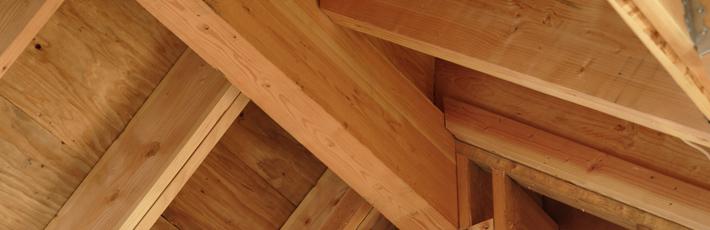 vigas de madera laminada cubiertas estevez